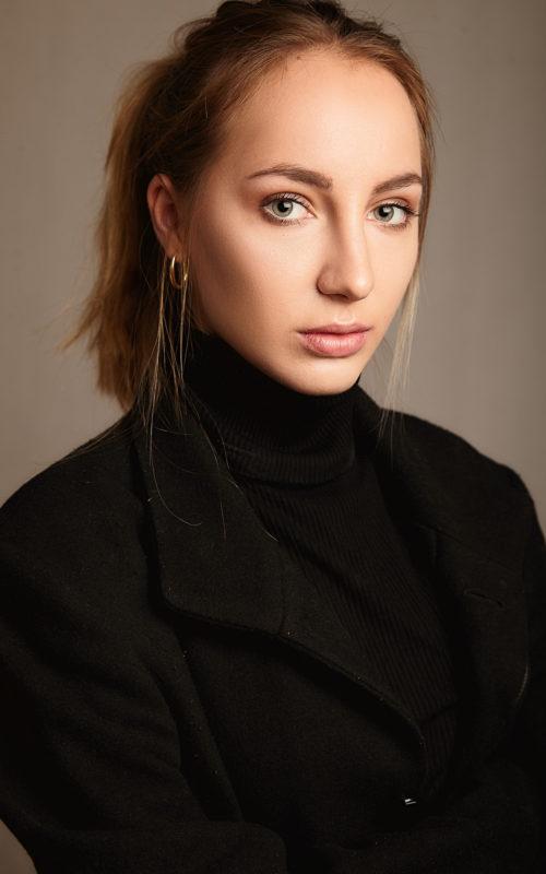 Maslov Jessica, New Face Photo Model